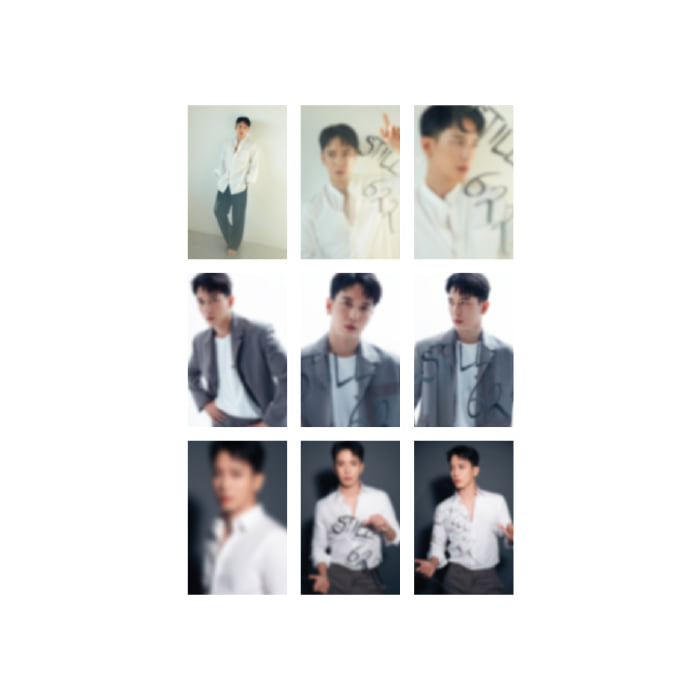 [정용화] 'STILL 622' PHOTOCARD SET