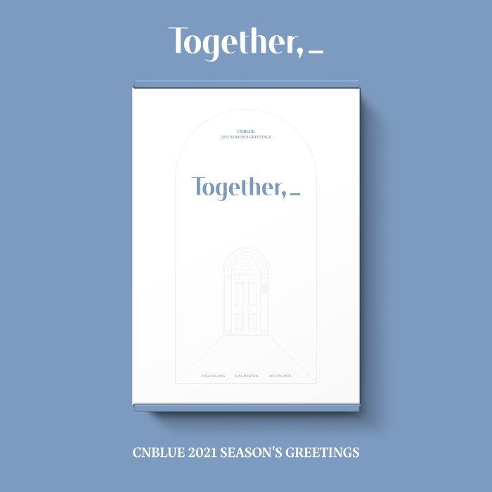 [CNBLUE] CNBLUE 2021 SEASON'S GREETINGS [Together]