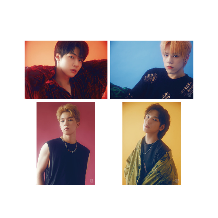 [N.Flying] YAHO POSTER SET