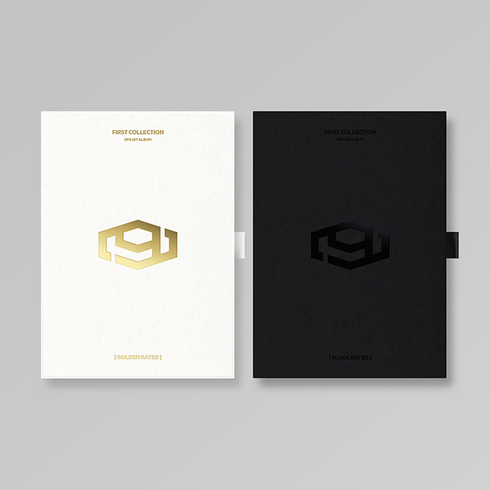 [SF9] SF9 1ST ALBUM 'FIRST COLLECTION' (단품/세트)