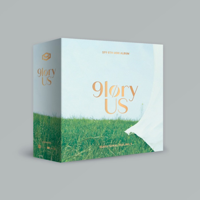 SF9 8TH MINI ALBUM '9loryUS' (KIHNO ALBUM)